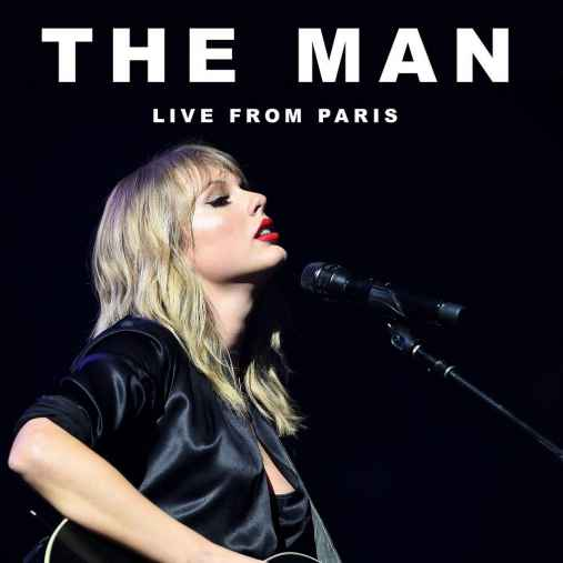 دانلود آهنگ Taylor Swift The Man (Live From Paris)